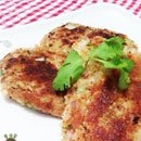 Aloo Tikki (Potato Cutlets)